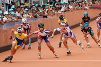 世大運滑輪3千公尺接力 中華女團奪金