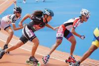 世大運滑輪溜冰  楊合貞預賽晉級