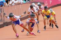 世大運滑輪溜冰接力賽(1)