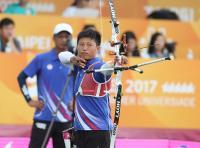 世大運女子個人反曲弓銅牌賽