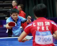 世大運桌球女團8強賽勝北韓(1)