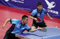 世大運桌球混雙 陳建安鄭怡靜晉級16強
