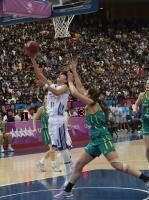 世大運中華女籃出戰澳洲(2)