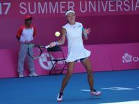 世大運網球女單無緣爭金 張凱貞屈居銅牌