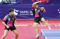 世大運桌球男雙 廖振珽李佳陞銅牌(2)