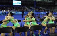 世大運韻律體操團隊3球2繩 中華銀牌
