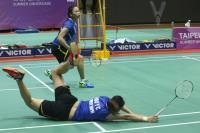 世大運羽球女雙 許雅晴吳玓蓉奪冠(3)