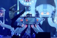 世大運閉幕壓軸 機器人與真人演出(1)