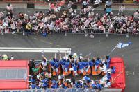 台灣英雄大遊行 民眾夾道喝采