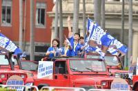 台灣英雄大遊行 選手遊街(1)