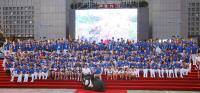 831台灣英雄大遊行 終點站大合影