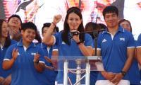 郭婞淳:盼大家用掌聲鼓勵所有中華隊選手