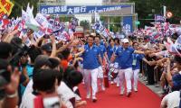 台灣英雄大遊行 幕後英雄同受喝采