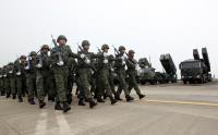 空軍防空暨飛彈指揮部成立