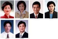 第五屆立法委員臺南市當選人名單
