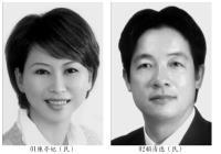 第七屆立法委員台南市當選人名單