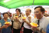 賴清德促銷台南芒果