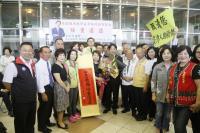 賴清德到台南市議會致意道別