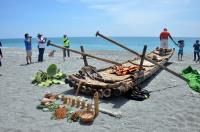 台索合作阿美族古船 揚帆太平洋