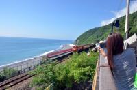 南迴多良火車站 鐵道迷譽全國最美