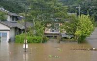 颱風豪雨 民宅遭毀(1)