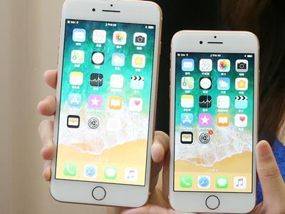 iPhone 8開賣  燦坤:7成選金色