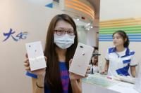 中華電信首名iPhone8買家