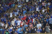 中華男足對巴林 球迷進場加油(2)