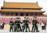 19大在即  北京升高警戒