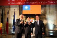 歐盟代表處國慶酒會