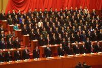19大開幕式唱中國國歌