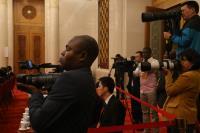 19大外媒眾多 非洲媒體也關注