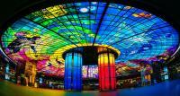 高捷美麗島站 美媒讚設計令人驚豔