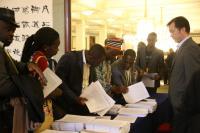中共19大 非洲記者成另類焦點