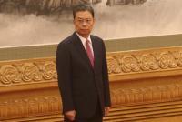 中共19屆政治局常委趙樂際(1)