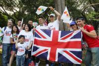 英國在台辦事處參與同志大遊行
