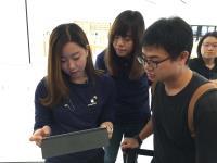 iPhone X開賣 台灣直營店貼心服務