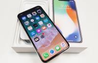 iPhone X開箱 玻璃機身+全螢幕
