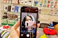 iPhone X人像自拍 攝影棚等級光效