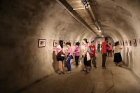 日治時期西子灣防空隧道首度亮相