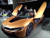 洛杉磯車展 BMW油電混合跑車
