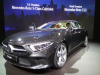 洛杉磯車展 賓士發表第3代CLS