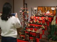 日本文化中心啟用 展當地傳統文化