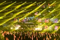 林俊傑驚喜現身五月天演唱會