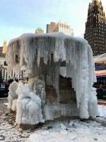 大暴风雪明笼罩美东  纽约市宣布停课
