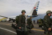 花蓮強震 總統專機首度搭載國軍救難人員