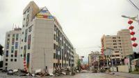 地震毀統帥飯店  花蓮人不捨(2)