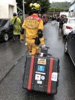花蓮強震 日本搜救設備支援救災