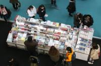 台北國際書展 民眾參觀