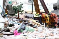 家屬同意開挖 搜救人員撤離(1)